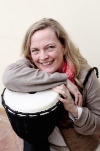 Brigit Rump, Rhythmiklehrerin für Eltern-Kind Kurse