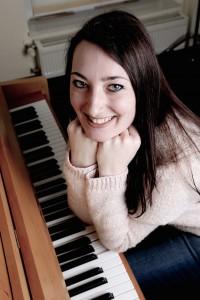Daria Bergen, Klavierunterricht