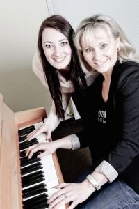 Klavierunterricht in Wallenhorst mit Daria und Natalia
