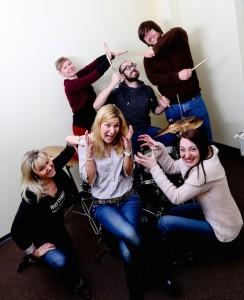 Teambild der Musikschule Wallenhorst