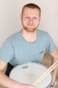 Schlagzeugunterricht mit Richard Meier