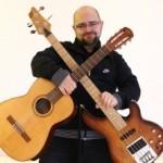 Adrian Müller Basslehrer und Gitarrenlehrer